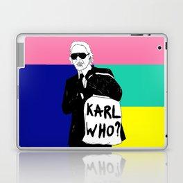 KARL WHO Laptop & iPad Skin