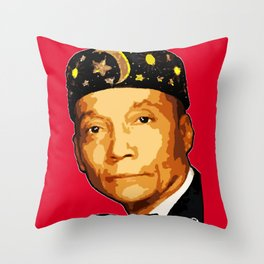 THE HONORABLE Throw Pillow