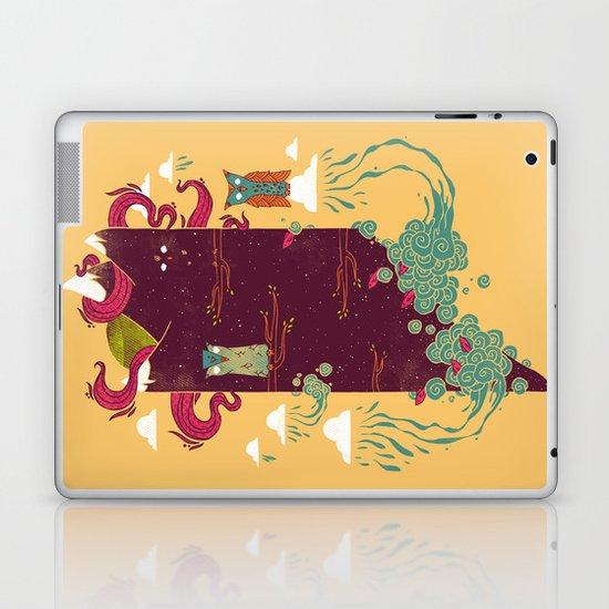 Nighttime Laptop & iPad Skin