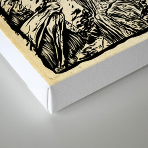 RUDO & TITAN Canvas Print