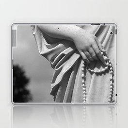 Hands That Pray Laptop & iPad Skin