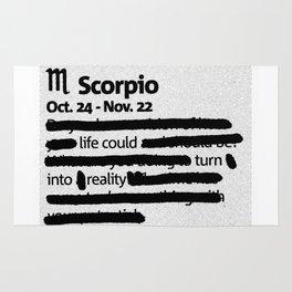 Scorpio 1 Rug