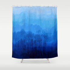 Mists No.4 Shower Curtain