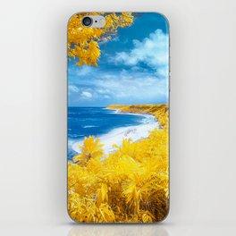 Desert Beach iPhone Skin