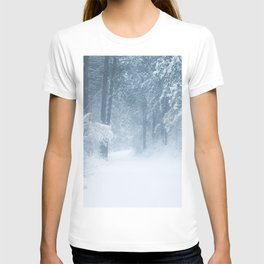 Lost in a magical forest T-shirt