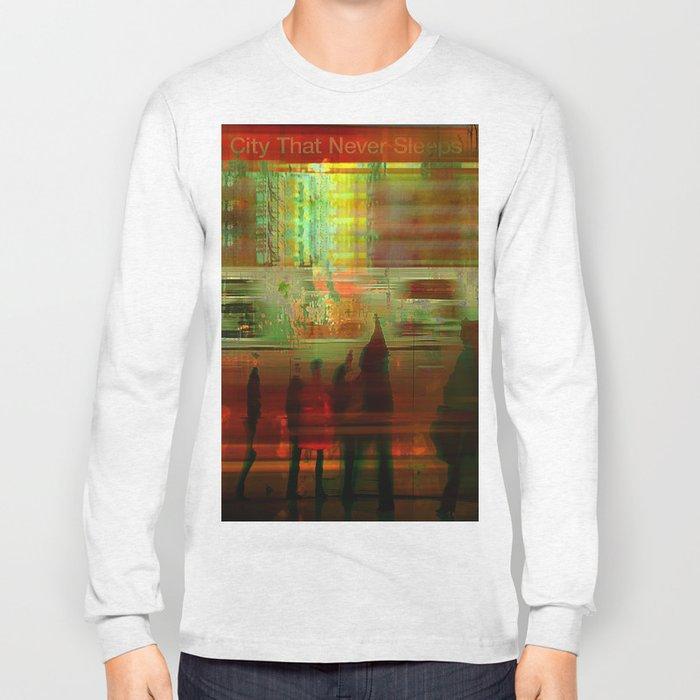 La station  Long Sleeve T-shirt