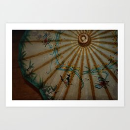Umbrella2 Art Print