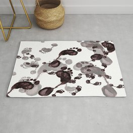 short and long trips Rug