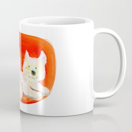 2 Dogs Coffee Mug