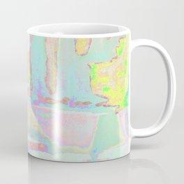Rainbow Rain, Spring Showers Coffee Mug