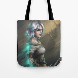 Lady of Worlds Tote Bag