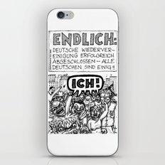 ICH! iPhone & iPod Skin