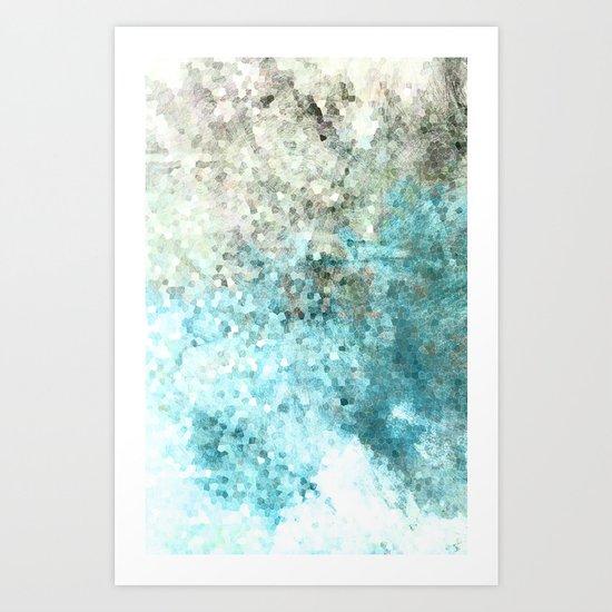 RandomTHREE Art Print
