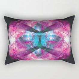 galaxy floral Rectangular Pillow