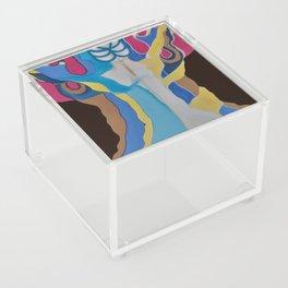 Woman´s tree / EL ARBOL DE LA MUJER Acrylic Box