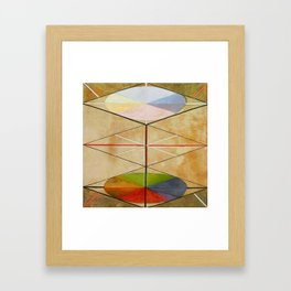 "Hilma af Klint ""The Swan, No. 23, Group IX-SUW, 1915"" Framed Art Print"