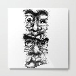 Graphicface Metal Print