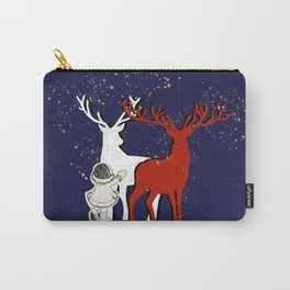 Reindeer Magic Carry-All Pouch