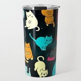 Kitty Space Travel Mug