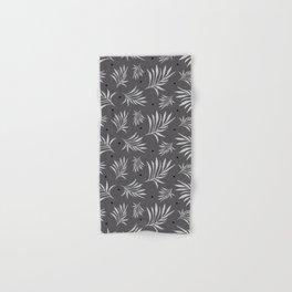 Island Breeze Charcoal Hand & Bath Towel