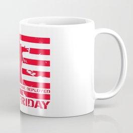 RED Friday Coffee Mug