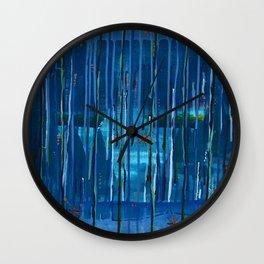Trickling Engima Wall Clock
