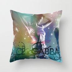 Dolce and Gabana Throw Pillow