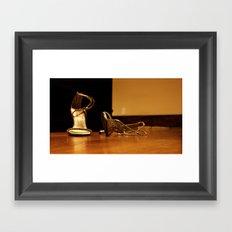 Dancing Shoes Framed Art Print