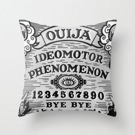 Scientific Ouija Throw Pillow
