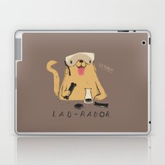 lab-rador Laptop & iPad Skin