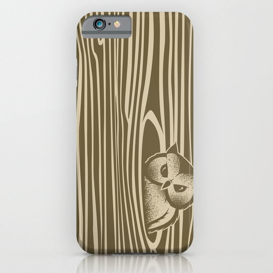 Against the Grain iPhone & iPod Case