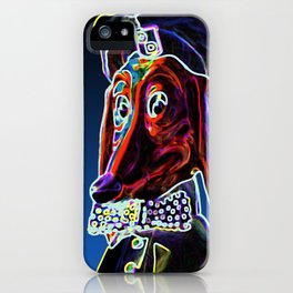Maximum Doggy Diner iPhone Case
