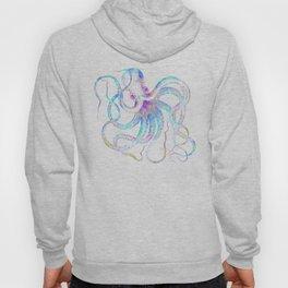 Psychedelic Octopus Trippy Kraken Ocean Sea Monster  Hoody