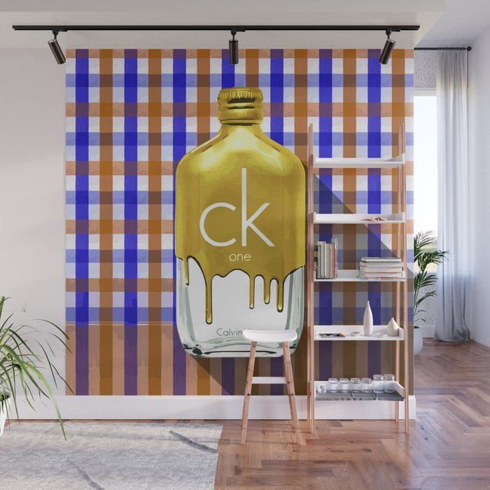 CK ONE GOLD_PA KAO MA01 Wall Mural