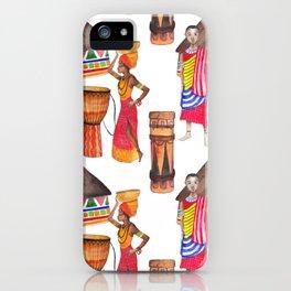 Wild Africa #6 iPhone Case