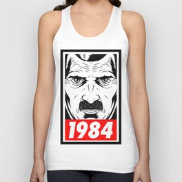 OBEY 1984 Unisex Tank Top