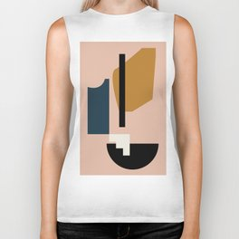 Shape study #2 - Lola Collection Biker Tank