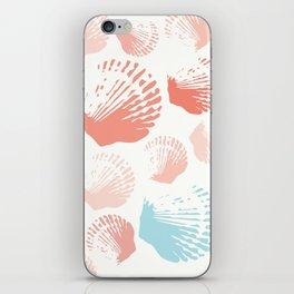 Seashells iPhone Skin