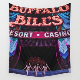Showgirls Wall Tapestry