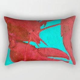 Lobster, Claws for Celebration Rectangular Pillow