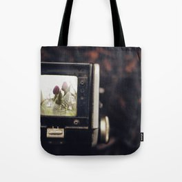 TTV Tulips Tote Bag