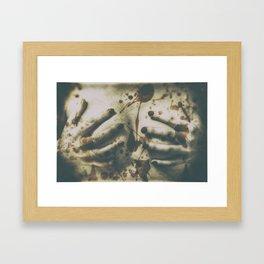 Blowtittis Framed Art Print