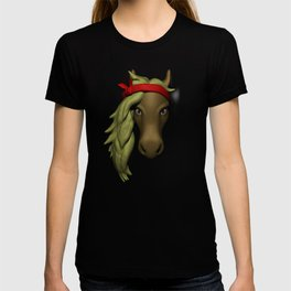 Horse Lover design Horseback Riding Vintage design T-shirt