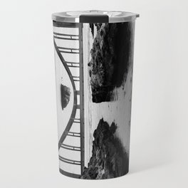 Atreyu Long Live Alex Varkatzas Art piece Travel Mug
