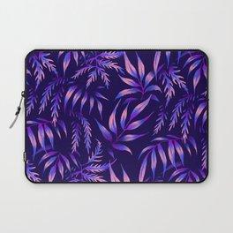 Brooklyn Forest - Purple Laptop Sleeve