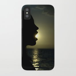 pac girl iPhone Case