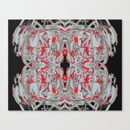 Cuentos de amor de locura y de muerte / 003 Canvas Print
