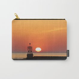 Sinking into the sea Carry-All Pouch