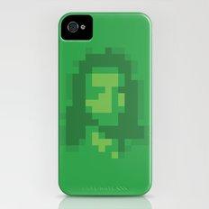 Mosaic Messiah ( Jesus ) Slim Case iPhone (4, 4s)