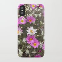 daisy iPhone & iPod Cases featuring Daisy by LebensART Photography